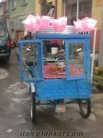 satlık pamuk şeker makinası