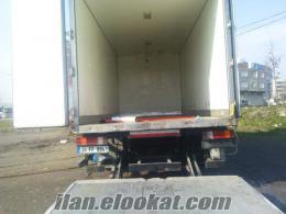 klralık atego 1518 fiber kasa liftli kamyon