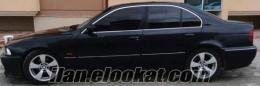 DÜĞÜNLERE ÖZEL KIRALIK BMW 5.28I