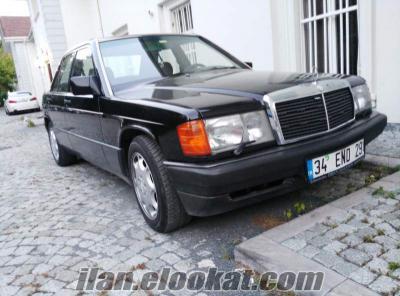 1991 190 E MERCEDES BENZ