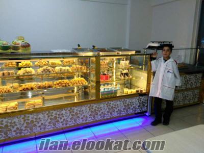 acil satlık kafeterya pastane malzemesi