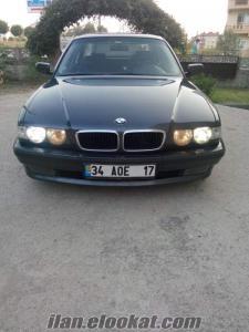 ÇANAKKALEDE 8 SİLİNDİR BMW 740 İLA