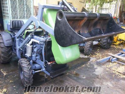 satılık hake m40 mini kepçeli traktör