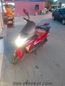 çok temiz acil satilik mondial 150 zc scooter 2011 model