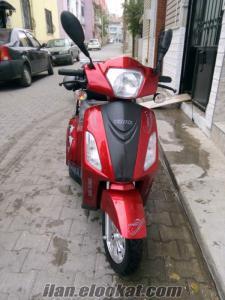 Susurlukta sahibinden elektrikli motosiklet Kral Vesta 1200