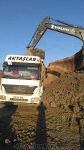 Kiralık Damper li kamyonlar