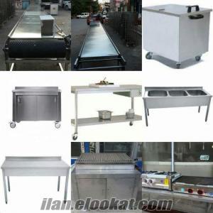yaspasta dolapları endüstriyel mutfak dolaplari