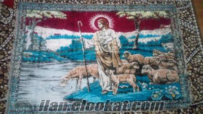 Rizede sahibinden satılık antıka duvar halısı
