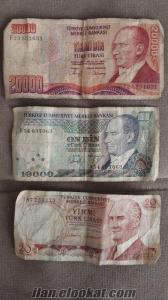 Sahibinden eski paralar