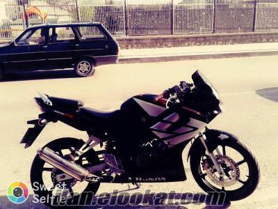 HONDA CBR 125 TEMİZ 2006 MODEL
