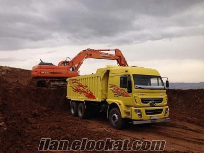 Sivas kiralık damperli kamyon, sivas kiralık arazöz, sivas kiralık iş makinele
