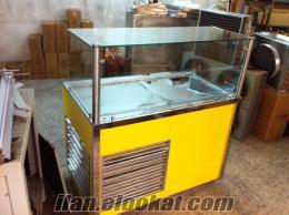 çiğköfte dolabı çiğköfte tezgahı çiğköfte soğutma tezgahı