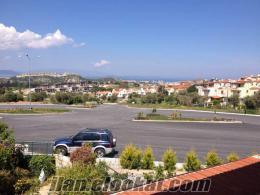 İzmir Güzelbahçe de Acil satılık villa