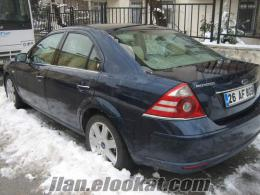 satılık araba Mondeo Ghia X
