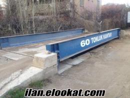 2.el esit marka satılık kamyon kantarı