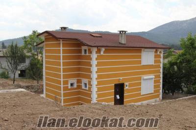 Antalya Korkuteli satılık villa