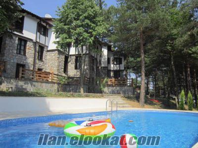 Sapanca Country Tarzı Günlük Kiralık Apart Villalar