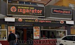 denizlide devren satılık restaurant