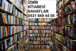 İzmir Narlıdere Eski Kitap İkinci El Kitap Alanlar