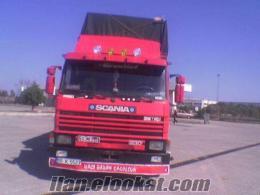 sahıbınden satılık scanıa kamyon