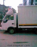 satlık kamyonet kia bongo