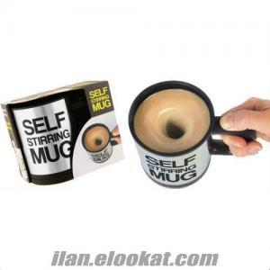 Kahve Karıştırıcı Termos Kupa, Karıştırıcı Bardak TOPTAN PERAKENDE