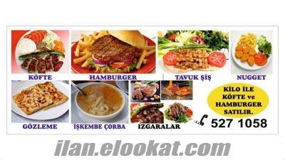 FAST FOOD ORTAKLIGI TÜRKİYE VE BALKANLARDA YATIRIM