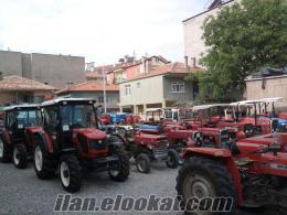 Beyşehirde satılık traktörler