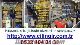 ŞİŞLİ OTO ÇİLİNGİR & ANAHTARCI-KİLİT