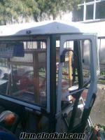 çatalcada 3adet traktör kabini