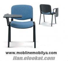 konferans sandalyesi, konferans sandalyeleri, tablalı konferans sandalyesi, t