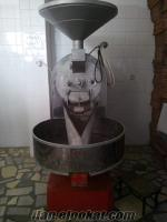 az kullanılmış tertemiz kahve ve kuruyemiş kavurma makınası