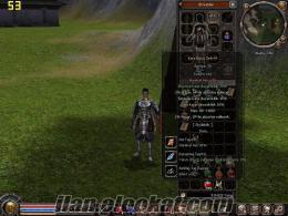 Metin2 Alesta Serverinde 76 Level Bedensel, 83 Level Büyülü Silah Sura