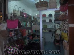 şişlide merkezi konum ddevren kiralık çanta aksesuar ve bijuteri mağazası
