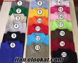 KAYSERİDE promosyon tişört lakos penye tulum ucuz lacost t-shirt