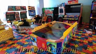AVM Eğlence Oyun Salonu Kurulumu Anahtar Teslim