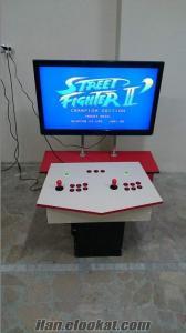 Atari Oyunları Makinası