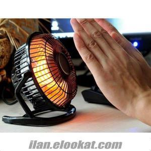 Mini Ufo Isıtıcı Fan