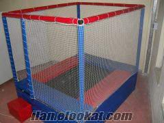 Mini tekli trambolin