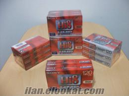 Sony h8 8mm kamera kaseti