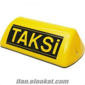 Çorlu Havalimanı Taksi Plakası Hakkı