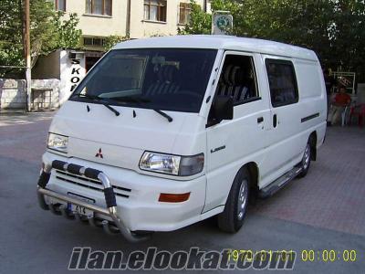 Kiralık Mitsubishi L300 Panelvan Minibüs