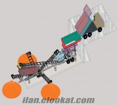 mobil tersiyer kırma eleme tesisi mtk-50