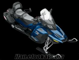 Kar Motorsikleti ( Snowmobil ) BRP