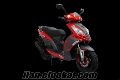 Mondial 150 mash scooter motosiklet