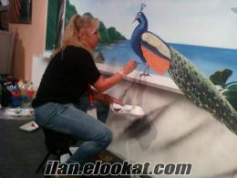Antalyada resim kursu veren yerler