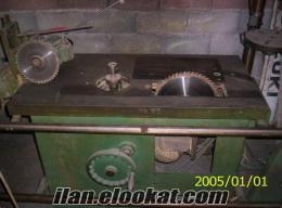 satılık marangoz ve mobilya makinaları