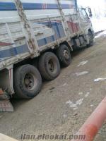 sahibinden satılık kamyon BMC profesyonel 935 ultra güç