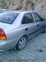 satılık araba Accent Admire 1.5 CRDi
