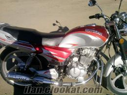Enezde satılık motosiklet